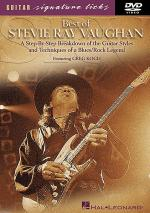 The Best of Stevie Ray Vaughan (DVD) Sheet Music