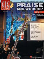 Gig Guide: Praise & Worship Set (Bass/Drums/Guitar/Vocal/Keyboard) Sheet Music