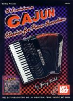 15 Louisiana Cajun Classics for Piano Accordion Sheet Music