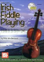 Irish Fiddle Playing Book/CD Set Sheet Music