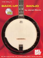 Back-Up Banjo Book/2-CD Set Sheet Music