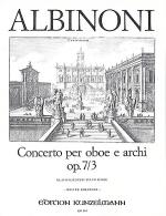 Oboe Concerto in B-flat Major Sheet Music