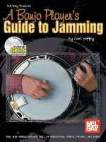 A Banjo Player's Guide to Jamming Book/CD Set Sheet Music