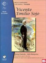 Vicente Emilio Sojo Works for Guitar, Volume 4 Sheet Music