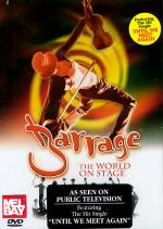 Barrage: The World on Stage DVD Sheet Music