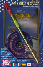 Learn to Play the American Penny Whistle Book/CD/Instrument Sheet Music