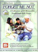 Forget Me Not Book/2-CD Set Sheet Music