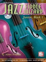 Jazz Fiddle Wizard Junior, Book 1 Book/CD Set Sheet Music