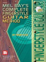 Complete Fingerstyle Guitar Method Book/CD Set Sheet Music