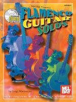 Flamenco Guitar Solos Book/CD Set Sheet Music