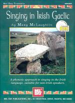 Singing in Irish Gaelic Book/CD Set Sheet Music