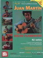 Play Solo Flamenco Guitar with Juan Martin (Book, CD, and DVD) Sheet Music