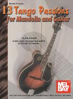 13 Tango Passions for Mandolin and Guitar Sheet Music