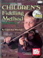 Children's Fiddling Method Volume 2 Book/2-CD Set Sheet Music