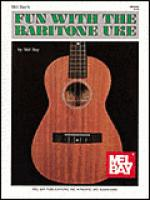Fun with the Baritone Uke Book/CD Set Sheet Music