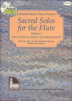 Sacred Solos for the Flute Volume 1 Book/CD Set Sheet Music