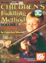 Children's Fiddling Method Volume 1 Book/2-CD Set Sheet Music