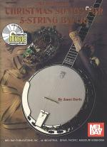 Christmas Songs for 5-String Banjo Book/CD Set Sheet Music