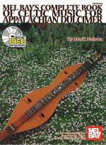 Complete Book of Celtic Music for Appalachian Dulcimer Book/CD Set Sheet Music