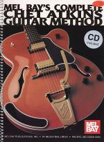 Complete Chet Atkins Guitar Method Book/CD Set Sheet Music
