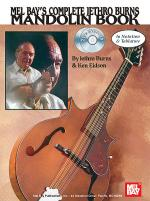 Complete Jethro Burns Mandolin Book/2-CD Set Sheet Music