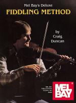 Deluxe Fiddling Method Book/CD Set Sheet Music