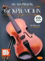 Gospel Violin Book/CD Set Sheet Music