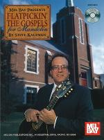 Flatpickin' the Gospels for Mandolin Book/CD Set Sheet Music