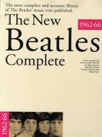 The New Beatles Complete Volume 1 1962-66 Sheet Music