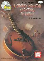 A Smokey Mountain Christmas for Mandolin Book/CD Set Sheet Music