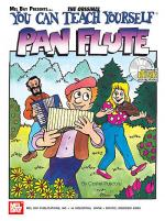 You Can Teach Yourself Pan Flute Book/CD Set Sheet Music