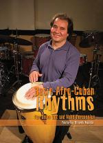 Basic Afro-Cuban Rhythms for Drum Set and Hand Percussion Sheet Music