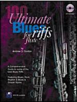 100 Ultimate Blues Riffs for Flute Sheet Music