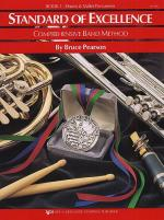 Standard Of Excellence: Comprehensive Band Method Book 1 (Drums And Mallet Percussion) Sheet Music