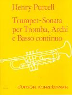 Trumpet Sonata Sheet Music