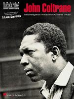 A Love Supreme (Saxophone) Sheet Music