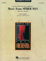 Music From Spider-Man Sheet Music