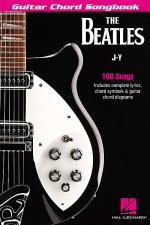 The Beatles Guitar Chord Songbook Sheet Music