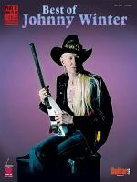 Best Of Johnny Winter Sheet Music