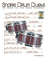 Snare Drum Duets Sheet Music