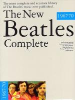 The New Beatles Complete Volume 2 1967-70 Sheet Music
