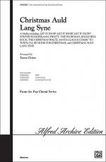 Christmas Auld Lang Syne (A Medley) Sheet Music