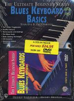 Ultimate Beginner Series - Blues Keyboard Mega Pack - DVD Sheet Music