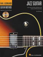 Hal Leonard Guitar Method - Jazz Guitar Sheet Music