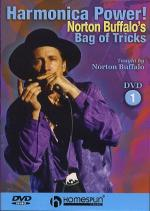 Harmonica Power! DVD 1: Norton Buffalo's Bag Of Tricks Sheet Music