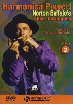 Harmonica Power! DVD 2: Blues Techniques Sheet Music