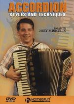 Accordion Styles And Techniques Sheet Music