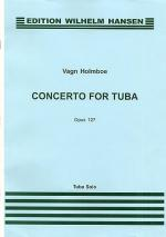 Concerto For Tuba Op.127 Sheet Music