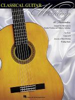 Classical Guitar Wedding Sheet Music