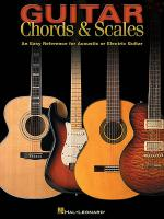 Guitar Chords & Scales Sheet Music